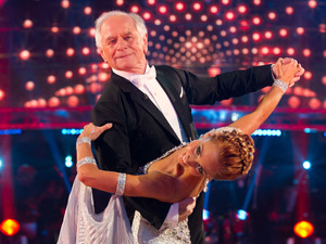 Strictly Come Dancing Week 2: Johnny and Ivetta