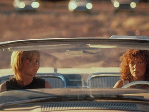 Thelma and Louise, Susan Sarandon, Geena Davis