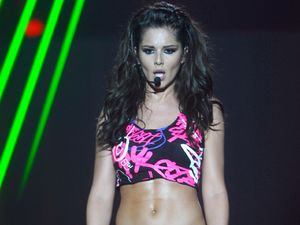 Cheryl Cole, Nottingham Arena, abs