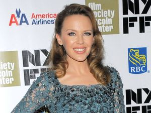Kylie Minogue, 'Holy Motors' film premiere, New York Film Festival