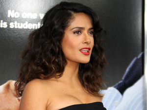 Salma Hayek 'Here Comes the Boom' New York Premiere New York City, USA