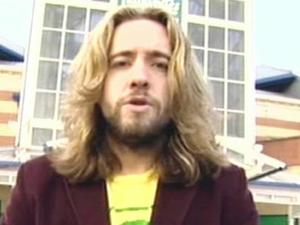 Justin Lee Collins goes on a mission to reunite the cast of 'Grange Hill' as part of his 'Bring Back...' television series on Channel 4
