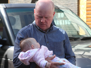 Phil realises the enormity of looking after Lexi.