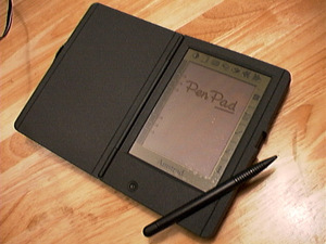 The Amstrad PenPad