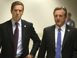 Homeland S02E02 - 'Beirut is Back': Damian Lewis and Jamey Sheridan