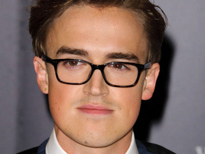 Tom Fletcher McFly launch their new book entitled 'Unsaid Things...Our Story' at Waterstones in Piccadilly London, England - 11.10.12 Mandatory Credit: WENN.com