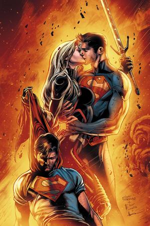 DC annuals: Superboy