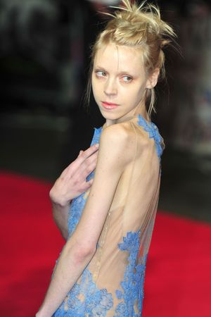 'Frankenweenie' premiere, 56th BFI London Film Festival, Antonia Campbell-Hughes
