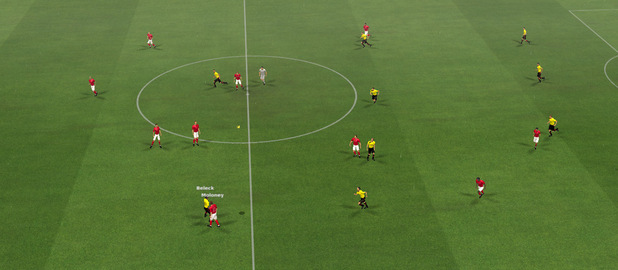 &#39;Football Manager 2013&#39; screenshot