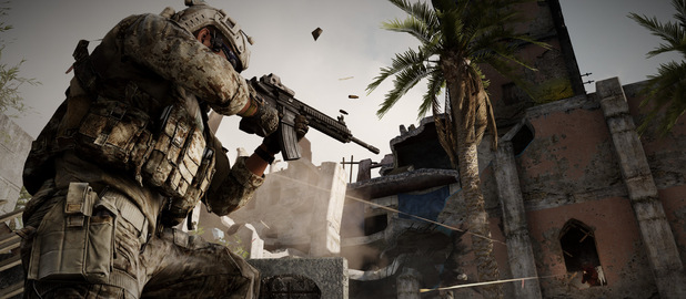 'Medal of Honor: Warfighter' screenshot