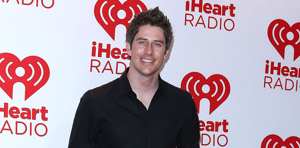 Arie Luyendyk Jr at the iHeartRadio Music Festival at MGM Grand Garden Arena