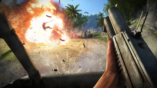 'Far Cry 3' screenshot