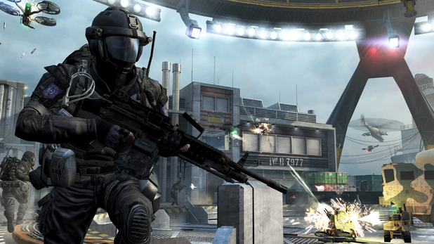 Call of Duty: Black Ops 2 - E3 Screenshot