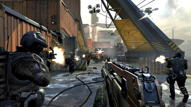 Call of Duty Black Ops 2: E3 Screenshot