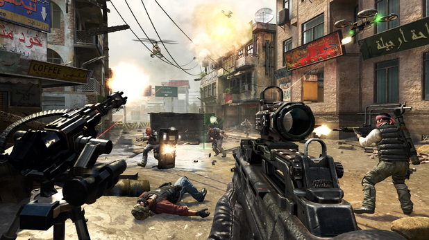 Call of Duty: Black Ops 2 - Multiplayer screenshot