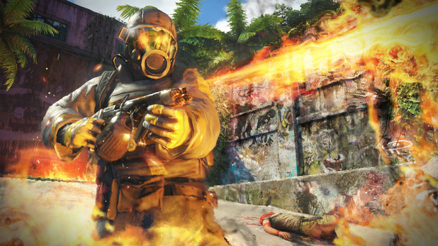 &#39;Far Cry 3&#39; E3 screenshot