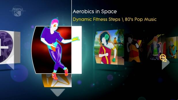 'Just Dance 4' screenshot