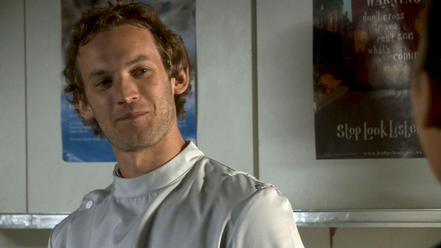 Chris Reid in Doctors