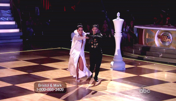 Dancing With The Stars S15E05: Bristol Palin and Mark Ballas