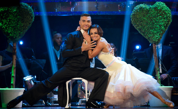 Strictly Come Dancing Week 2: Louis and Flavia