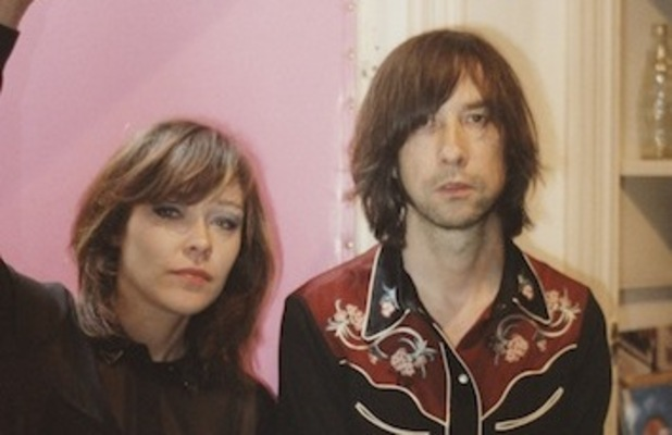 Simone Butler, the new bassist in Primal Scream