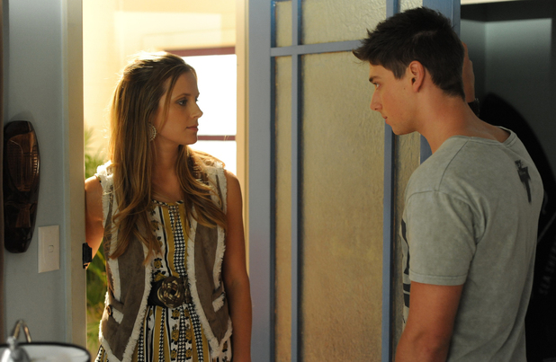Casey learns that Natalie and Brax are finished.