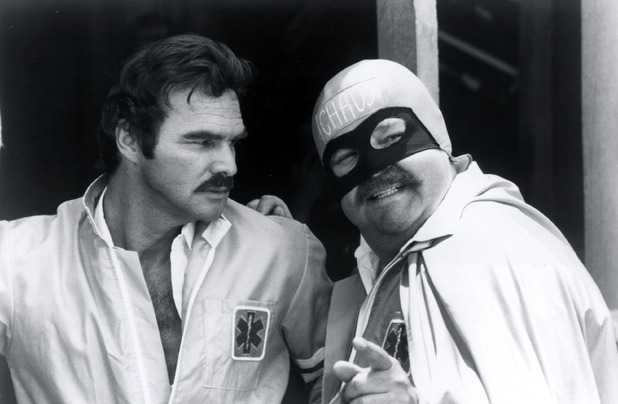 The Cannon Ball Run, 1981, Burt Reynolds