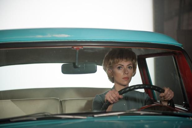 Scarlett Johansson in 'Hitchcock'