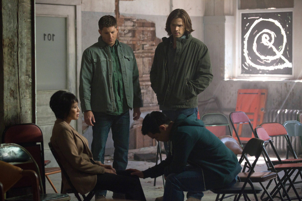 Supernatural S08E02: 'What's Up, Tiger Mommy?'