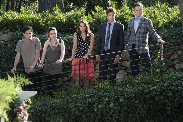 Gossip Girl S06E01: 'Gone Maybe Gone'