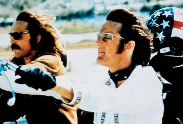 Easy Rider, Peter Fonda, Dennis Hopper