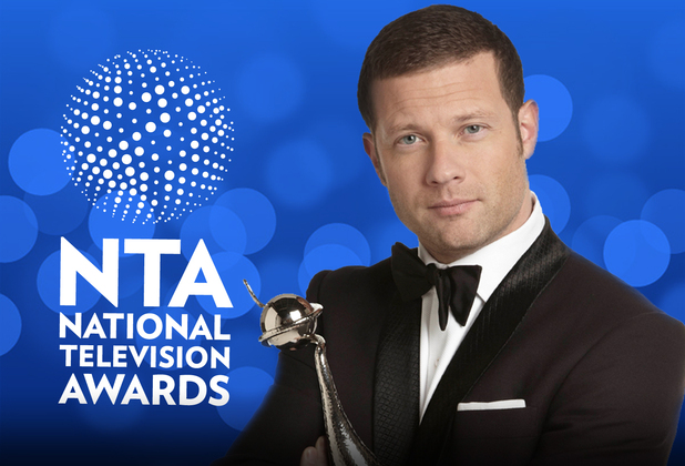 The National Television Awards 2013: Dermot O&#39;Leary