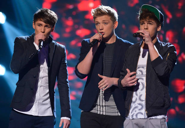 The X Factor Results Show: District 3 for survival
