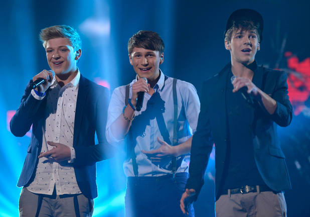 The X Factor Live Show 2: District 3