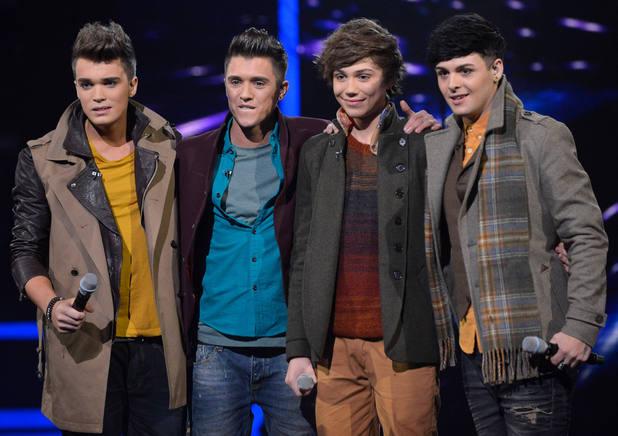 The X Factor Live Show 2: Union J