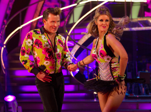 Strictly Come Dancing Week 2: Richard and Erin