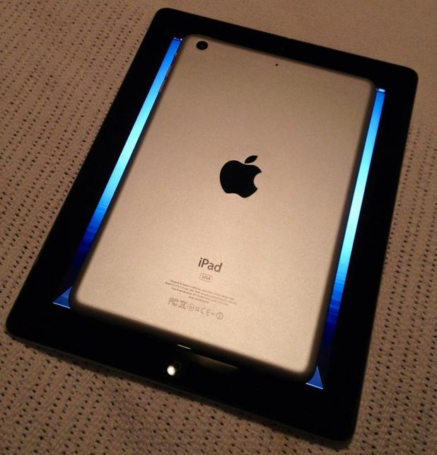 Apple iPad Mini 'images' surface