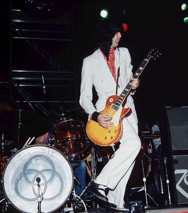 Led Zeppelin - 1973 (Jimmy Page)