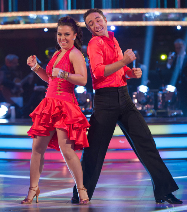 Strictly Come Dancing Week 2: Dani and Vincent