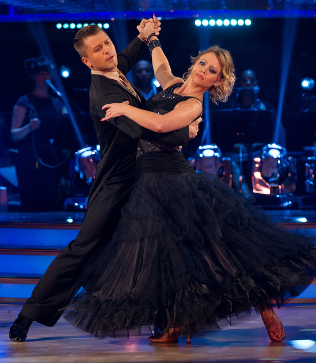 Strictly Come Dancing Week 2: Kimberley and Pasha