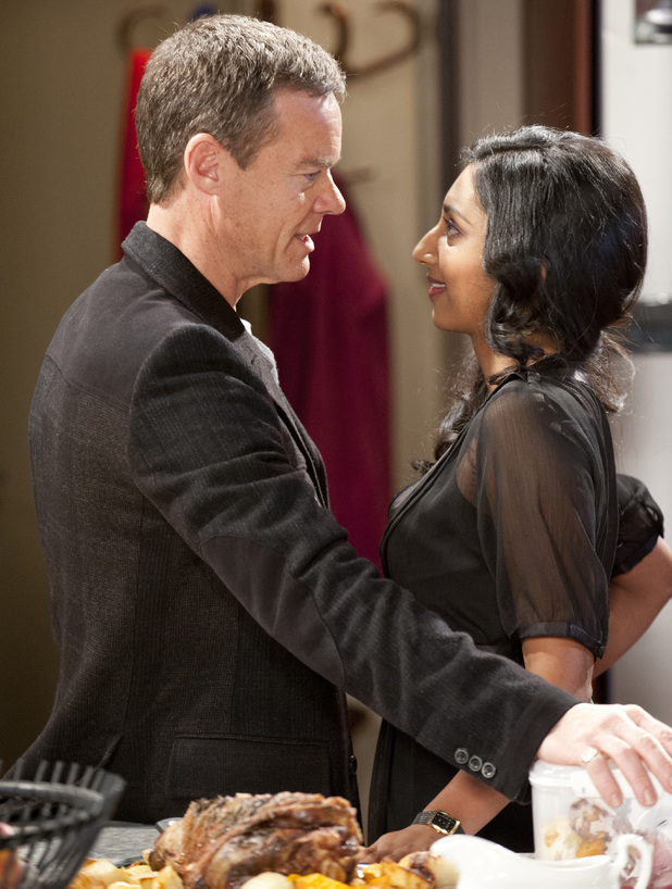 Priya and Paul grow closer.