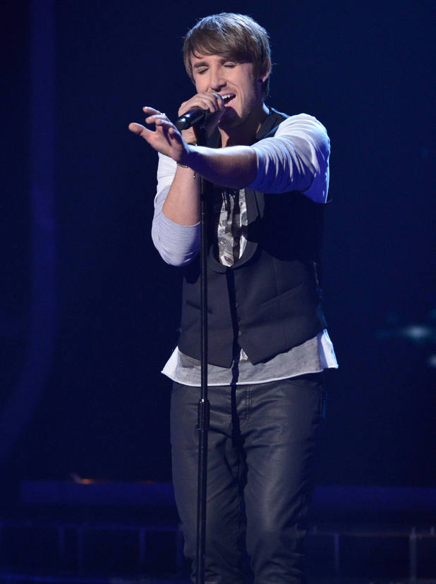 The X Factor Live Show 2: Kye Sones
