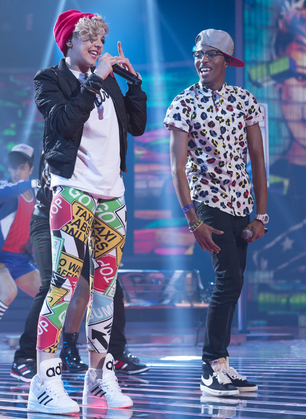 The X Factor Live Show 2: MK1