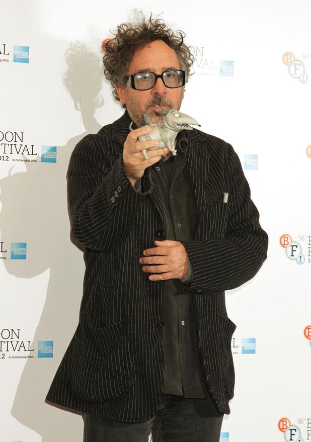 Tim Burton, Frankenweenie