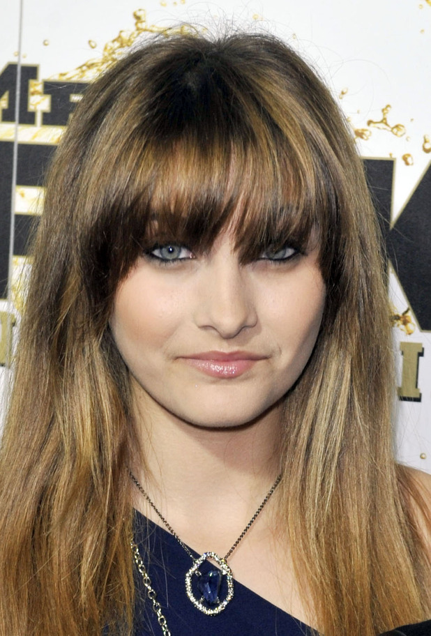 Paris Jackson  Mr. Pink's Ginseng Energy Drink launch