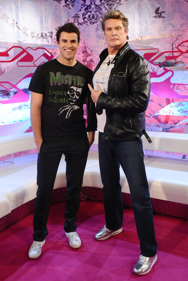 David Hasselhoff takes over T4 Sunday