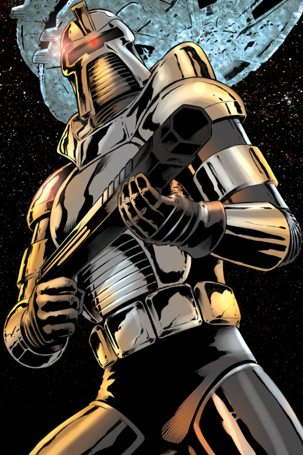 Dynamite Entertainment's Battlestar Galactica