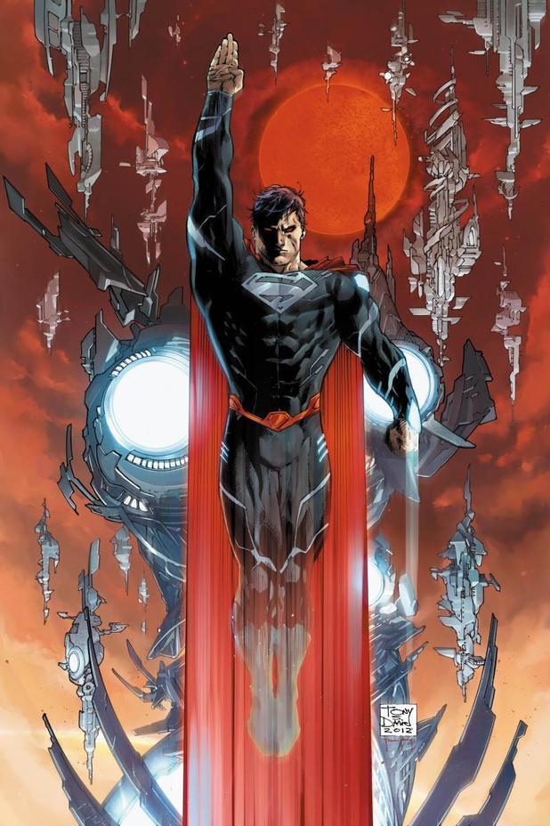 'Action Comics' #18
