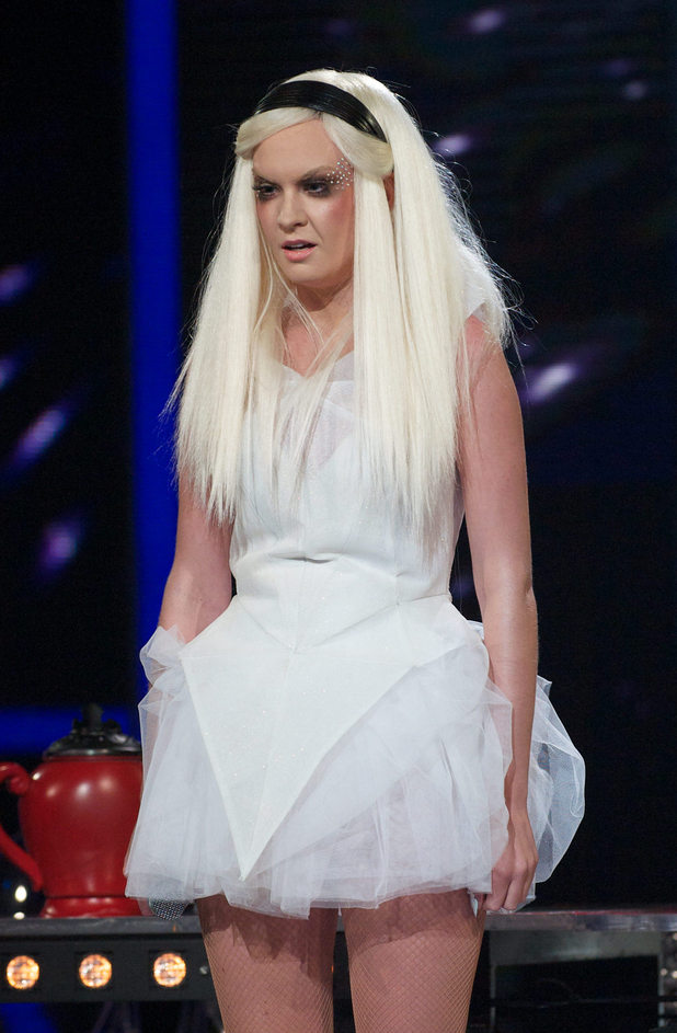 Kitty Bucknell, X Factor 2011