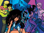 'Young Avengers' cover debuted